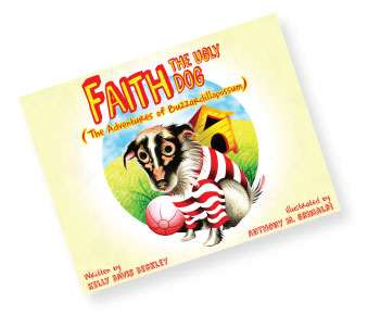 Faith The Ugly Dog book cover