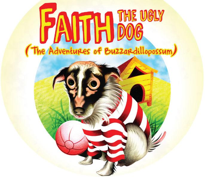 Faith The Ugly Dog book cover