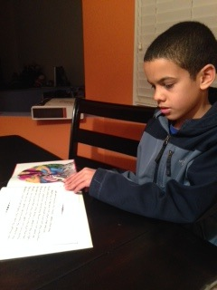 First book review from an awesome kid